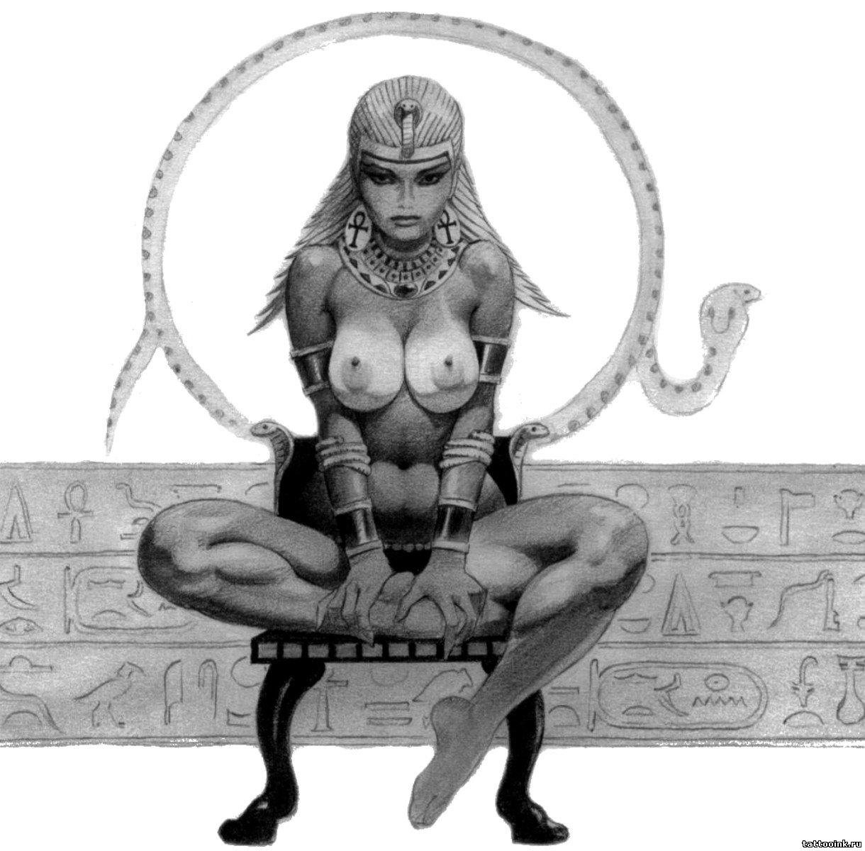 Эротика про древний египет 1 фотография
